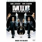 Men in Black II (DVD, 2002, 2-Disc Set, Special Edition; Widescreen) (DVD, 2002)