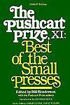 The Pushcart Prize XI, , 0916366391