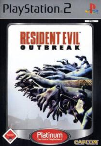 Resident Evil Outbreak mit Anleitung (PS2) - DVD wie Neu *USK18*