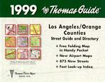 Los Angeles/Orange Counties Street Guide and Directory, Thomas Brothers Maps Staff, 1581740174