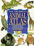 The Children's Animal Atlas, David Lambert, 1562941674