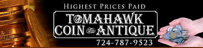 Tomahawk Coin and Antique