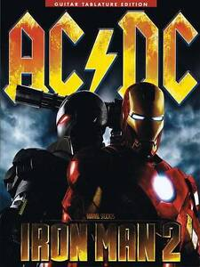 Acdc Iron Man 2 (Guitar Tablature Editions),Levy, Joshua Marc,New Book mon000003