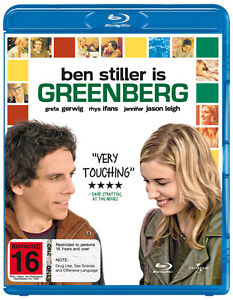 Greenberg (Blu-ray, 2010)  BEN STILLER   NEW & SEALED   D2075