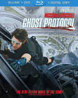 Mission: Impossible - Ghost Protocol (Blu-ray Disc, 2013)