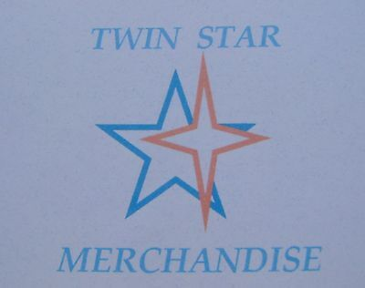 Twin Star Merchandise