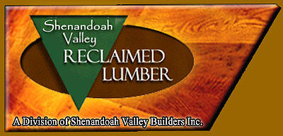 Shenandoah Reclaimed Products
