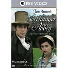 Northanger Abbey (DVD, 2008, Closed Caption)