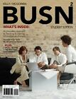 BUSN (with Review Cards and Printed Access Card) by Marcella Kelly and Jim McGowen (2009, Paperback, Student Edition of Textbook) : J...