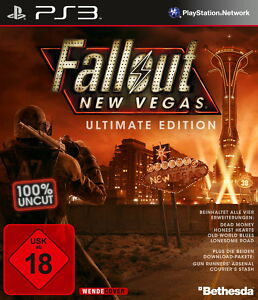 SONY PS3 Fallout: New Vegas -- Ultimate Edition GOTY PlayStation 3 OVP deutsch