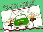 199 Things to Do with a Politician, Purj, 1562450883