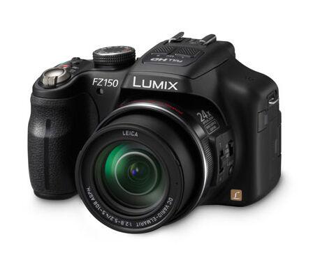 Panasonic Lumix FZ150 – Bridgekameras für den semiprofessionellen Einsatz