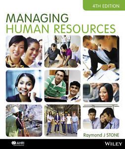 Managing Human Resources +Istudy Version 1 Registration Card by Raymond J. Ston…