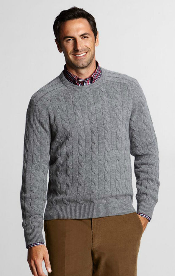 Top 10 office appropriate sweaters for men for Sweater over shirt men