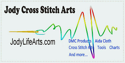 Jody Cross Stitch Arts