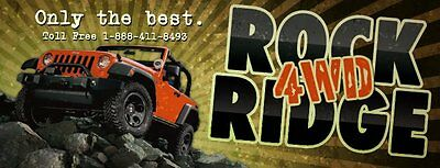 ROCKRIDGE 4WD