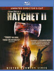 Hatchet II (Blu-ray Disc, 2011) (Blu-ray Disc, 2011)