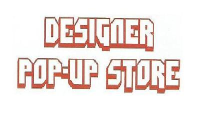 designer pop up store