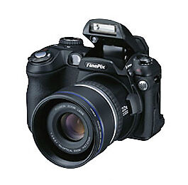 Fujifilm finepix s5000 3 1 mp digital camera black for Fujifilm finepix s5000 prix