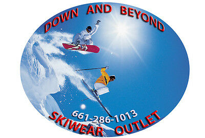 Down And Beyond SKI WEAR OUTLET