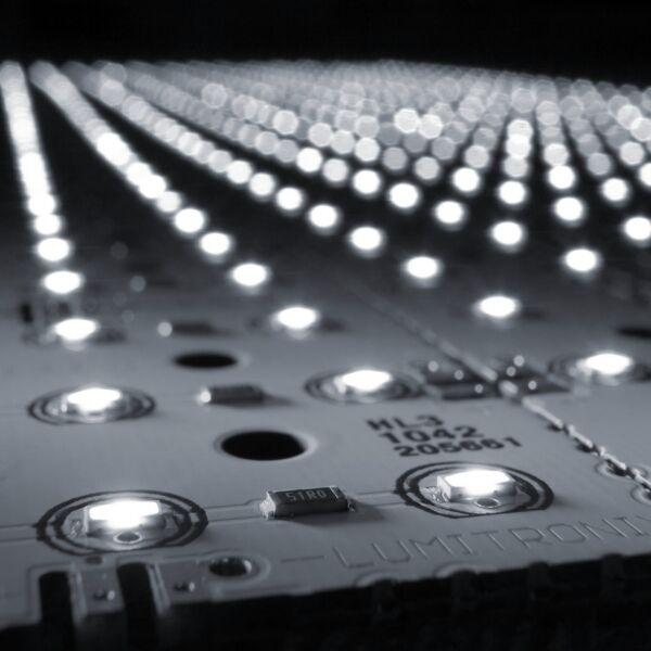 5 Vorteile von LED-Technik