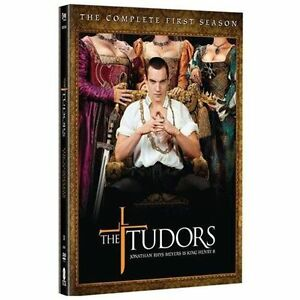 TUDORS SEASON 1 (DVD, 2008, 4-Disc Set) NEW