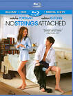 No Strings Attached (Blu-ray/DVD, 2011, 2-Disc Set, Includes Digital Copy)