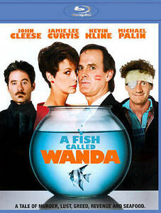 A Fish Called Wanda (Blu-ray Disc, 2012)