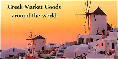 Greek Market Goods
