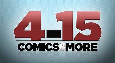 4 Fifteen Comics-n-More