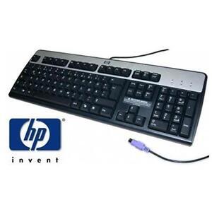 hp kb 0316 9109 standard ps 2 wired keyboard black. Black Bedroom Furniture Sets. Home Design Ideas