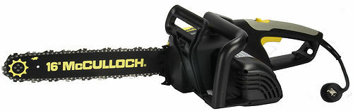 McCulloch Chainsaw Buying Guide
