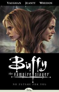 Buffy-The-Vampire-Slayer-2-by-Brian-K-Vaughan-Joss-Whedon-2008-Paperback