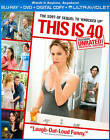 This Is 40 (Blu-ray/DVD, 2013, 2-Disc Set, Includes Digital Copy; UltraViolet)