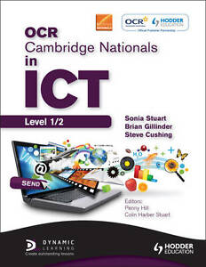 OCR Cambridge Nationals in ICT Student BookExLibrary - Dunfermline, United Kingdom - Returns accepted Most purchases from business sellers are protected by the Consumer Contract Regulations 2013 which give you the right to cancel the purchase within 14 days after the day you receive the item. Find out more ab - Dunfermline, United Kingdom