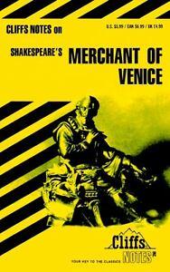 Merchant of venice essays