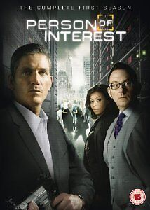 Person-of-Interest-Season-1-NEW-SEALED-DVD-Fast-Post-UK-STOCK-Top-seller
