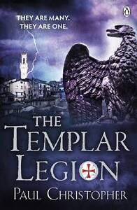 The-Templar-Legion-Templars-5-Christopher-Paul-Used-Good-Book