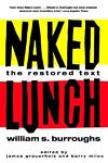 Naked Lunch, William S. Burroughs, 0802140181