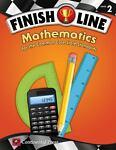 Finish Line Mathematics, Continental Press Staff, 0845467581
