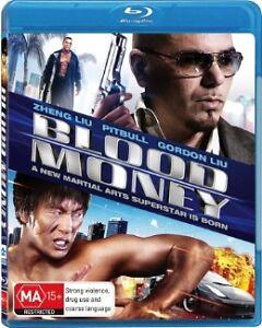 Blood Money (Blu-ray, 2012) NEW