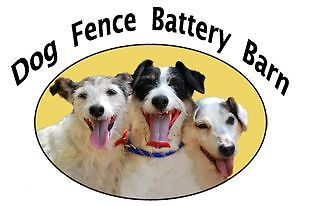 Dog Fence and Battery Barn