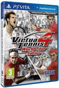 Virtua-Tennis-4-PS-Vita-Very-Good-PlayStation-Vita-PlayStation-Vi-Video-Game