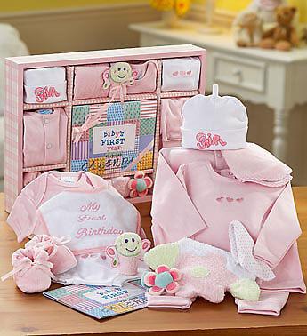 Pakete und Sets: Komplettausstattung für Babys
