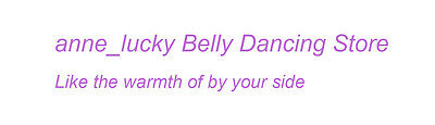 anne_lucky belly dance store