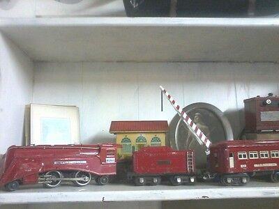 trains treasure and whatnots