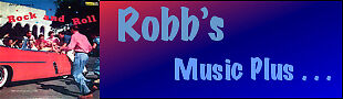 Robb's Music Plus