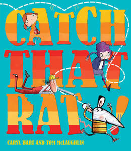 Catch That Rat by Caryl Hart (Paperback, 2013)-9781847389312-G016