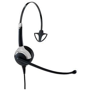 VXi UC ProSet 10G Monaural 1 speaker SIngle Wire Black Headset New