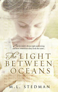 The-Light-Between-Oceans-Stedman-M-L-Used-Good-Book